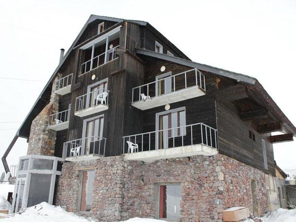 Отель «Джеотель Гудаури». Фото: www.gudauri.ru
