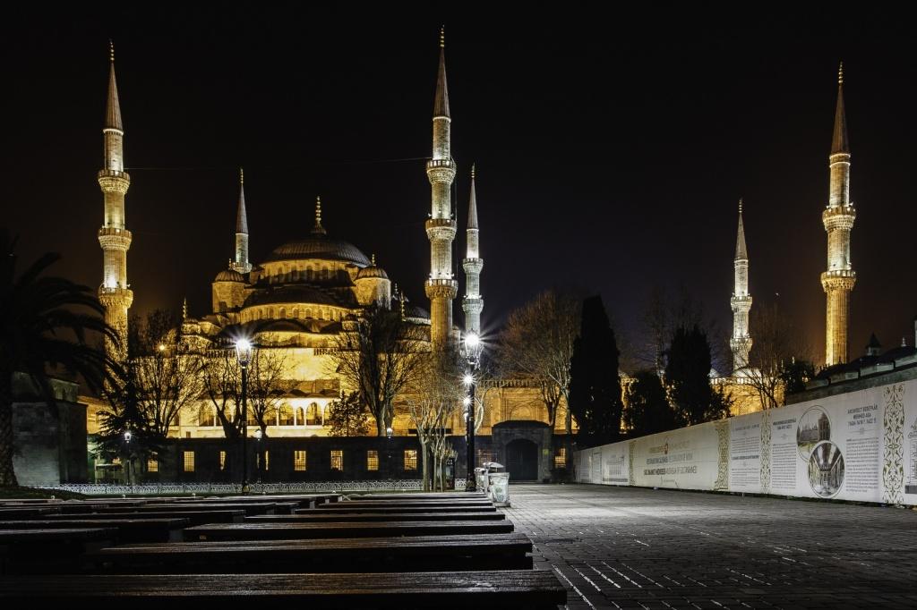 мечети стамбула фото и описание