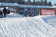 СДЮШОР по лыжному спорту