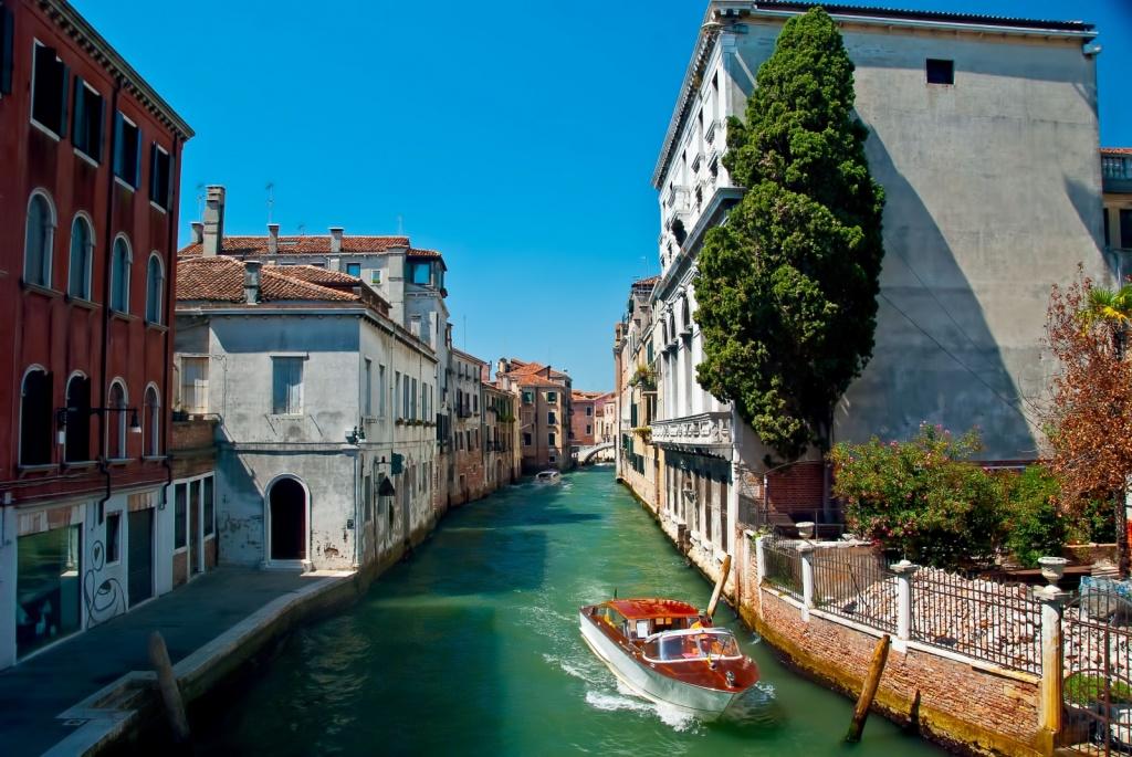 Венеция. Фото:    trishhartmann