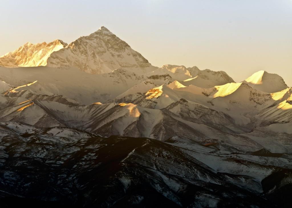 Тибетские горы. Автор: Göran Höglund (Kartläsarn). Фото:  www.flickr.com