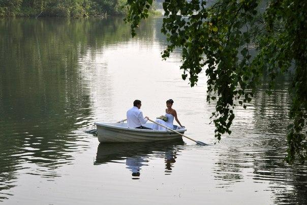 Прокат лодок