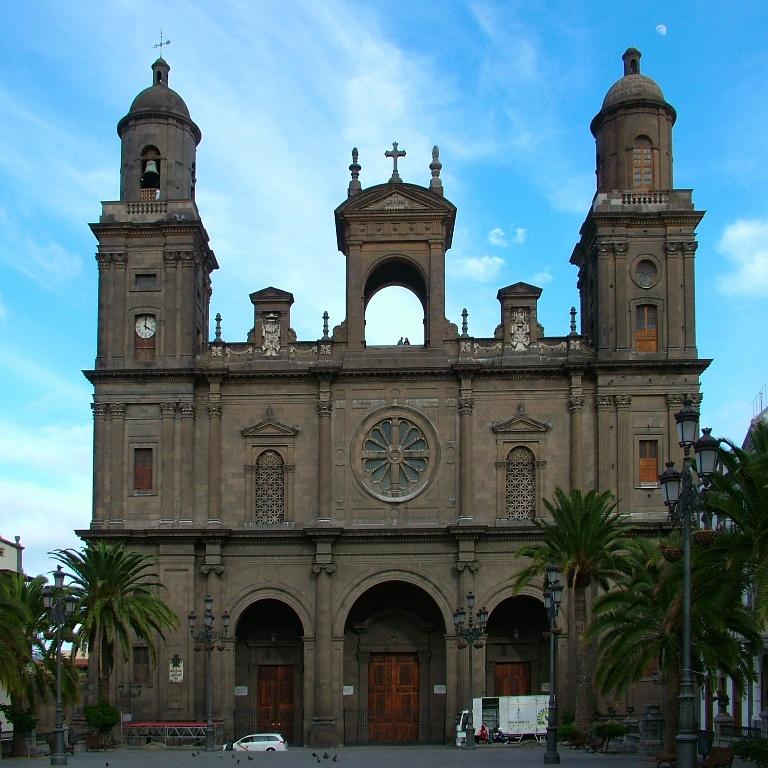 Кафедральный собор Лас-Пальмас. Фото:  Википедия