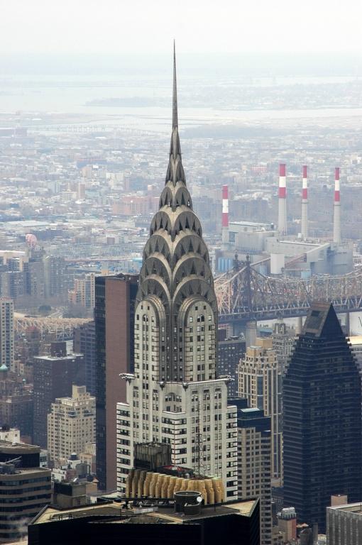 Chrysler Building. Нью-Йорк. Фото: newyork-info.ru