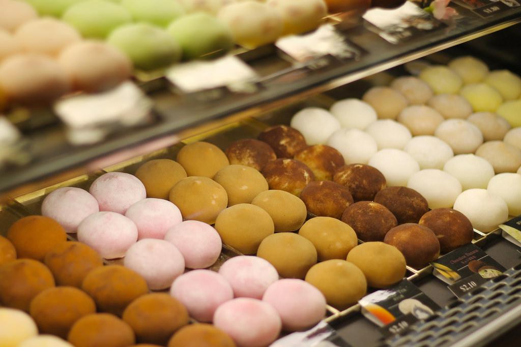 Сладкие рисовые «пирожки». Автор: LWYang. Фото:  www.flickr.com