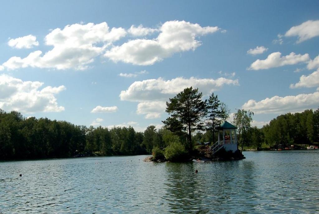 Озеро Ая.  Автор: Колосова Наталья