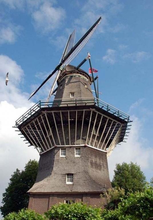 Мельница Амстердама. Фото с сайта  katyaburg.ru .