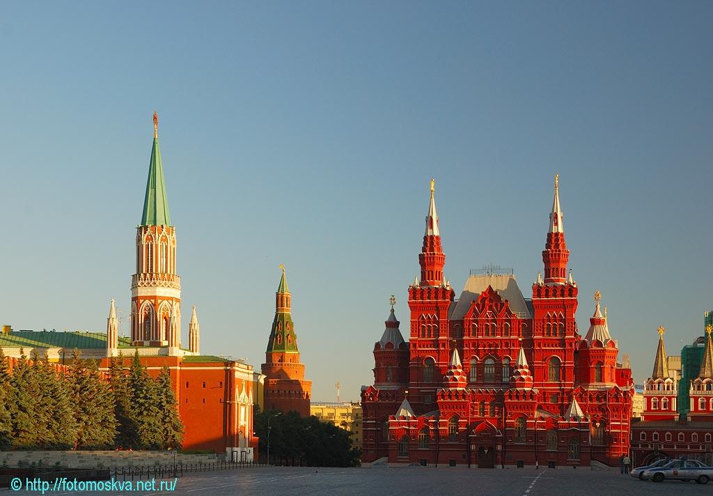 Красная площадь. Фото с сайта  fotomoskva.net.ru