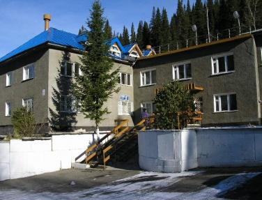 Гостиничные корпуса. Фото: www.leman3.ru