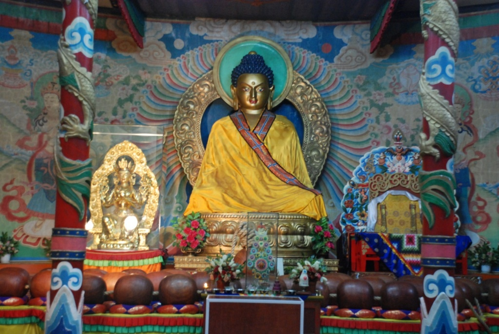 Буддийский храм. Автор: Mario Carvajal. Фото:  www.flickr.com