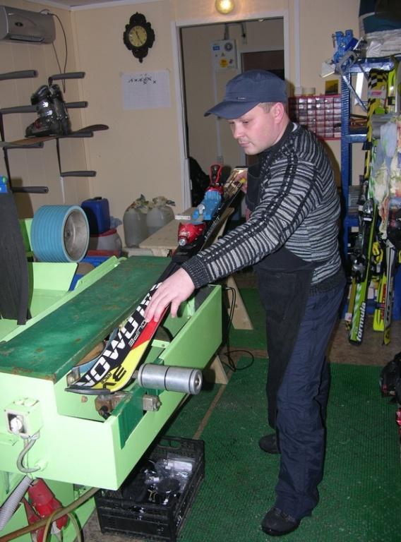 «Большой Вудъявр». Ски-сервис.  Фото: www.bigwood.ru