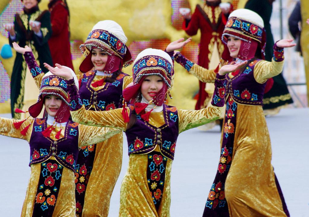 Национальные танцы. Автор: Ken and Nyetta. Фото:  www.flickr.com