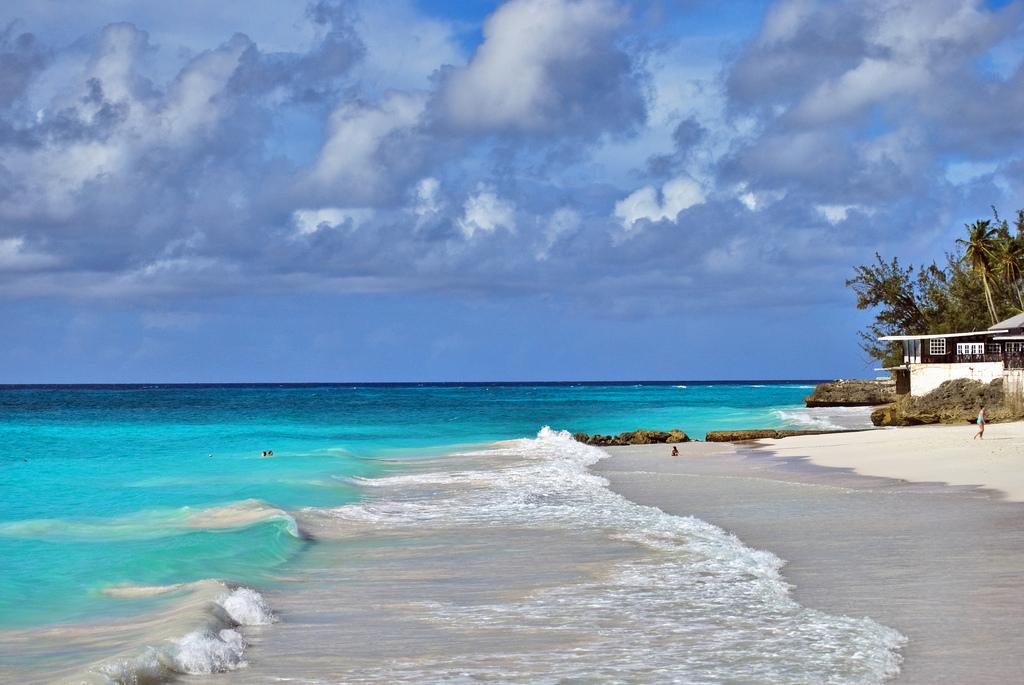 Пляжи Барбадоса. Автор: Ben124. Фото:  www.flickr.com