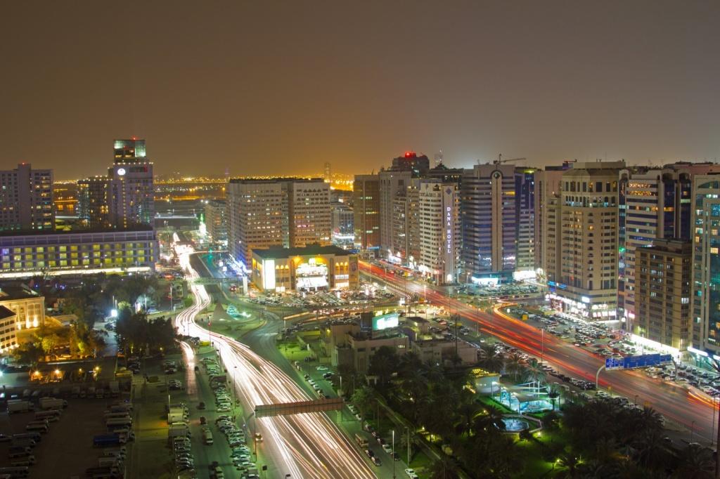Абу Даби. Фото:   capelle79