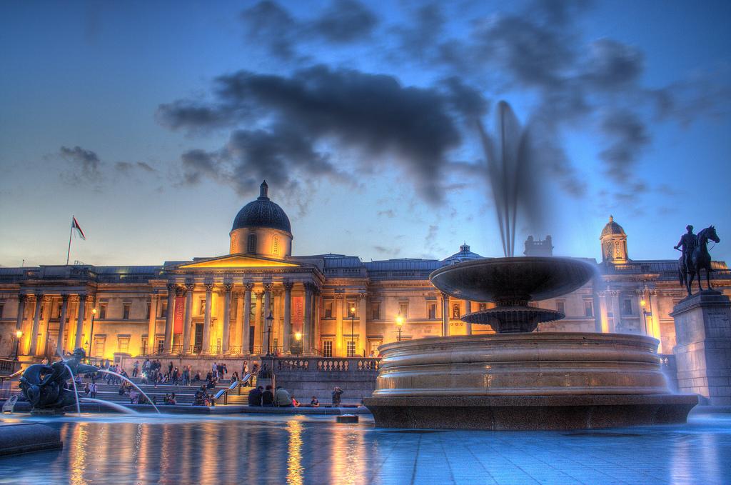 Национальная Галерея. Фото:    ** Maurice **
