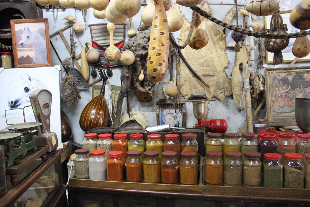 Лавка со специями. Автор: Benjamin Lipsman. Фото:  www.flickr.com