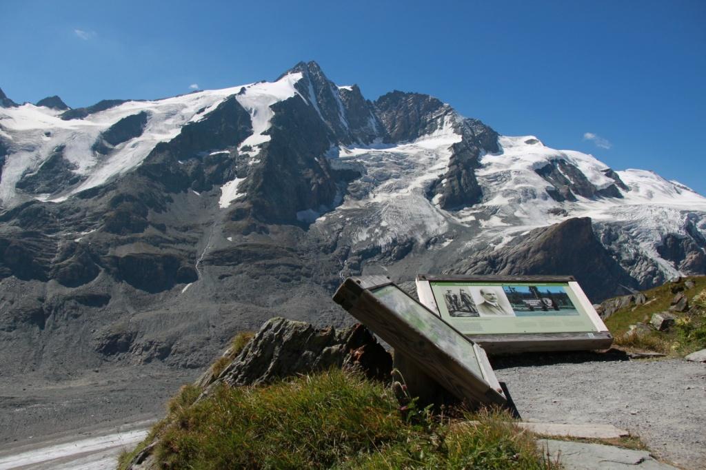 Высокогорная альпийская дорога: Гроссглокнер-Хохальпенштрассе. Фото:  Cristian Bortes