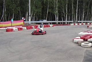 Картинг. Фото: www.ski-bannoe.ru