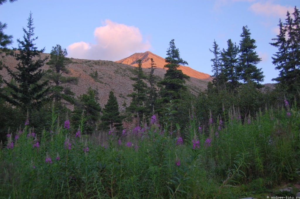 Гора Борус: фото и описание