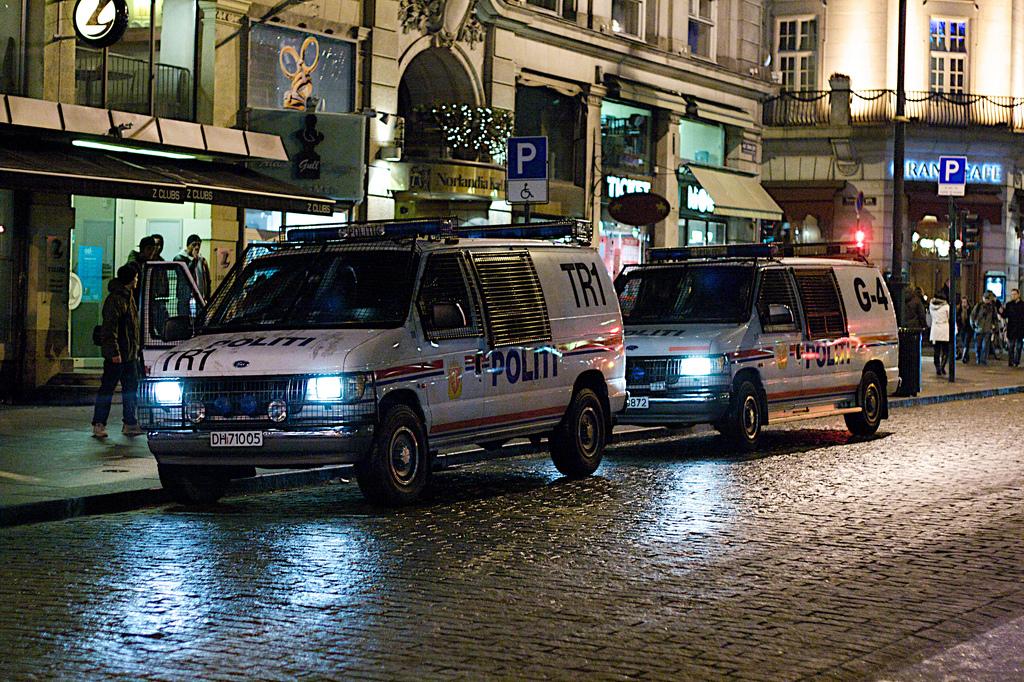 Полиция. Автор: Egil Fujikawa Nes. Фото:  www.flickr.com