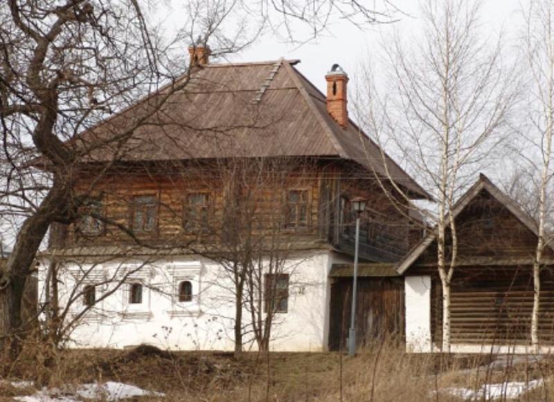 Дом купца Лихонина. Фото:  www.tourprom.ru