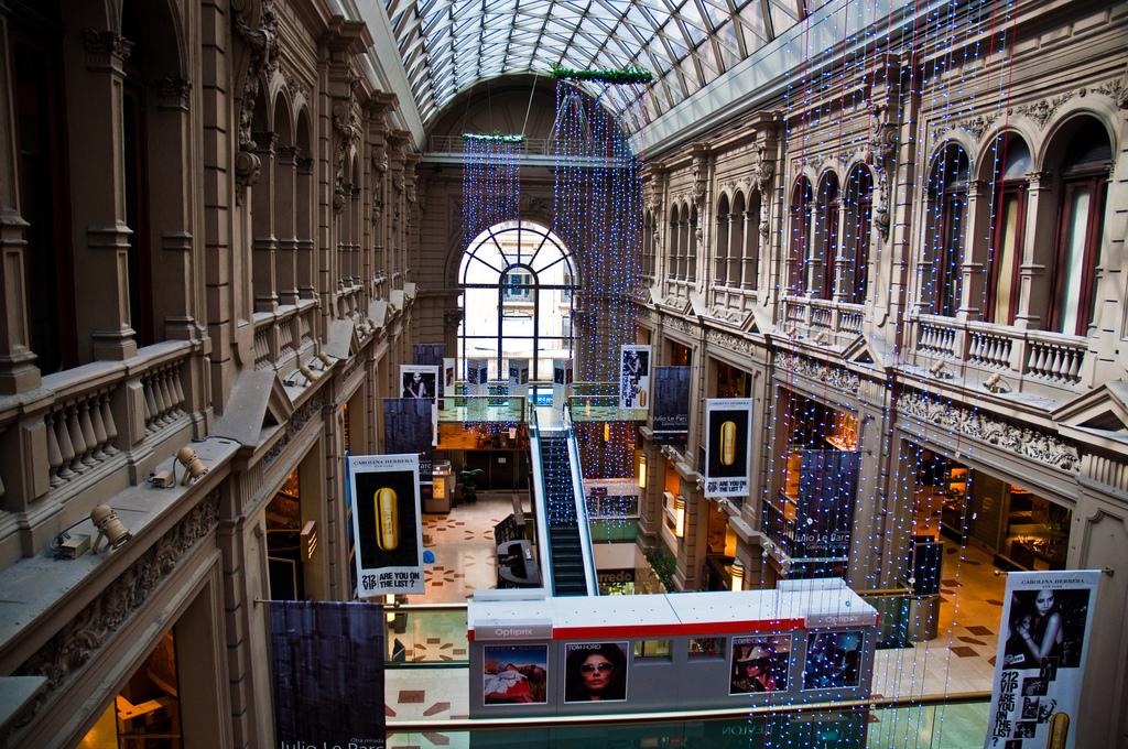 Galerias Pacifico. Буэнос Айрес. Автор: PhillipC. Фото:  www.flickr.com