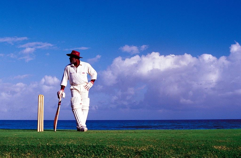 Игра в крикет. Фото:  tonkosti.ru