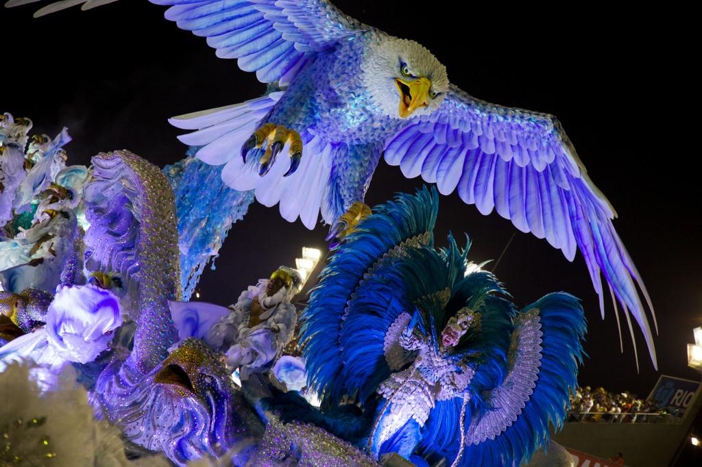 Карнавал в Рио. Автор: Ndecam. Фото:  www.flickr.com