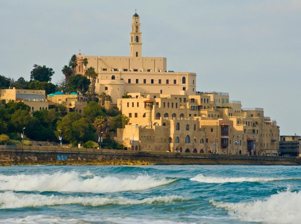 Тель Авив. Автор: Claire Gribbin. Фото:  www.flickr.com