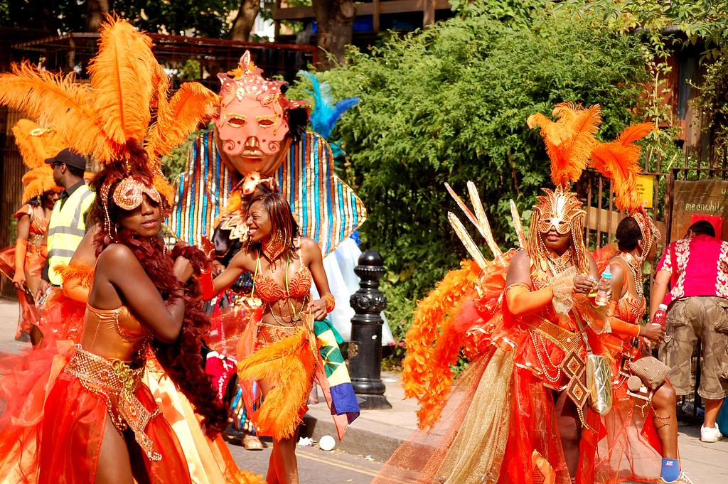 Фестиваль в Ноттинг-хилле. Фото:   Cristiano Betta