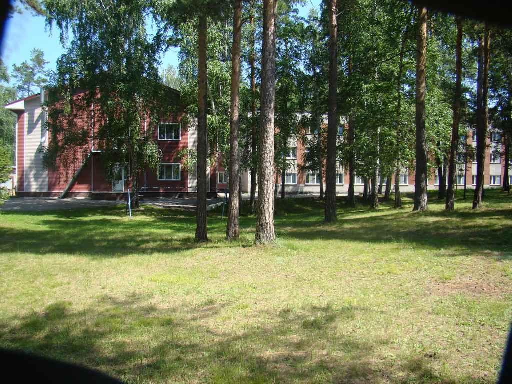 Санаторий «Обские плёсы». Фото: obskie22.ru