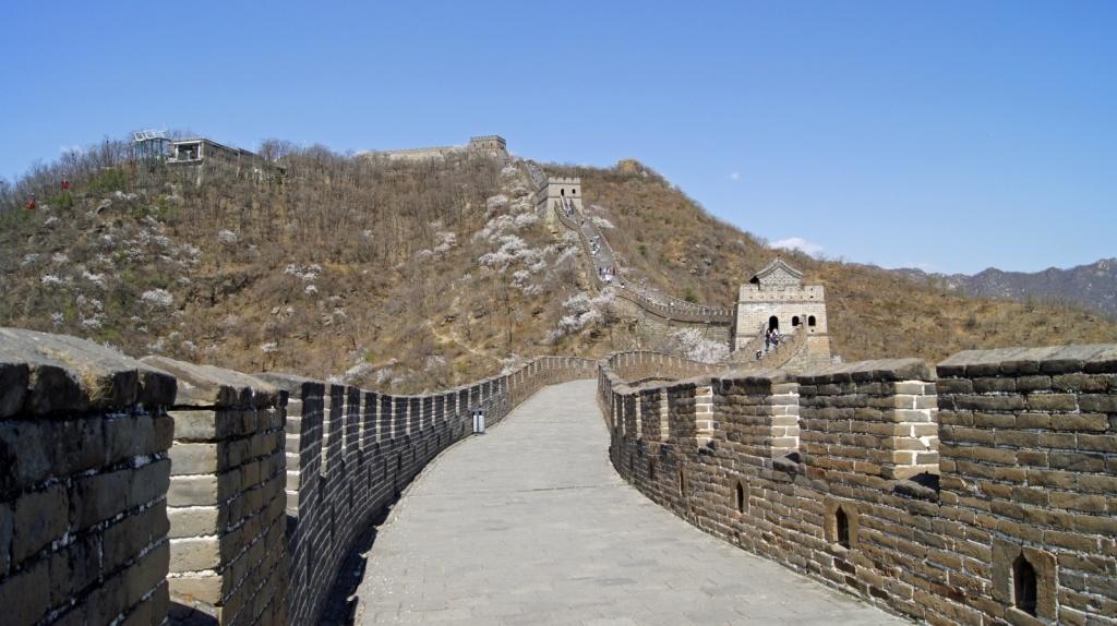 Великая китайская стена. Автор: JULIAN MASON. Фото:  www.flickr.com