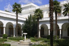 Ливадийский дворцово-парковый ансамбль