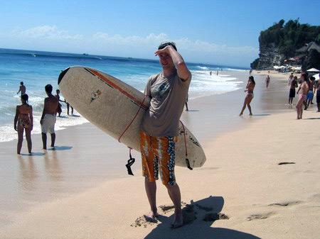 Бали, пляж. Фото: love2fly.ru