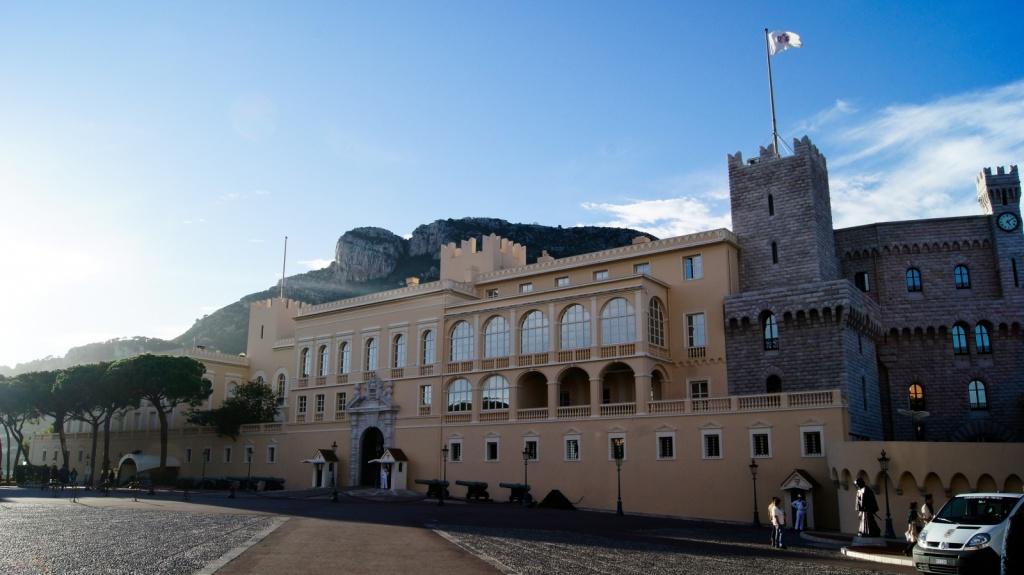Княжеский дворец Гримальди. Автор: Joao Andre O. Dias. Фото:  www.flickr.com
