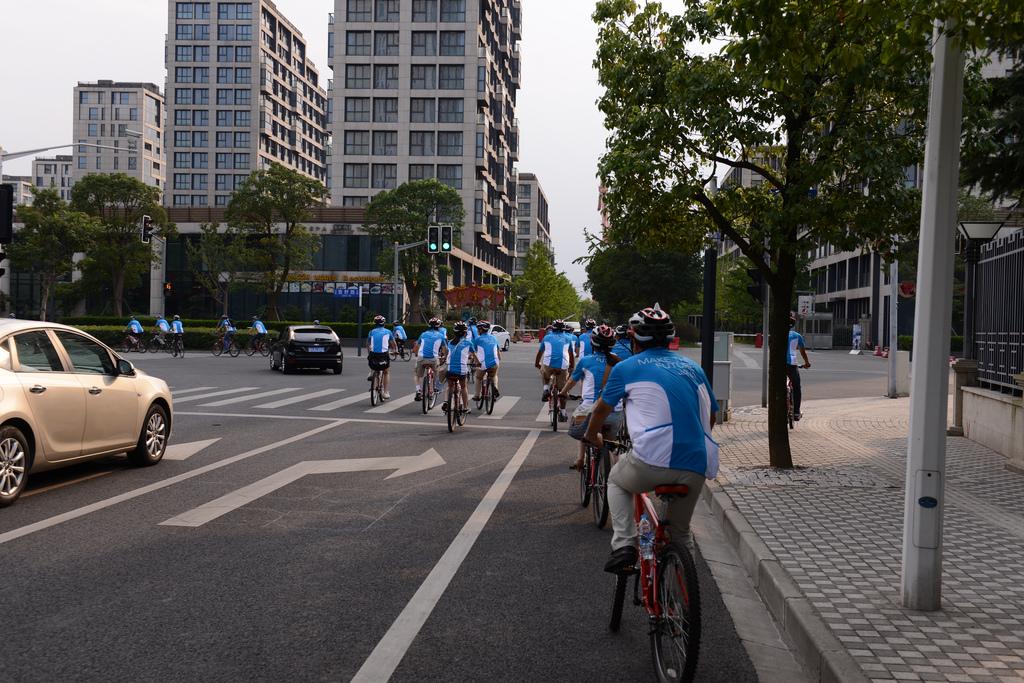 Езда на велосипеде. Автор: Stephen Chin. Фото:  www.flickr.com