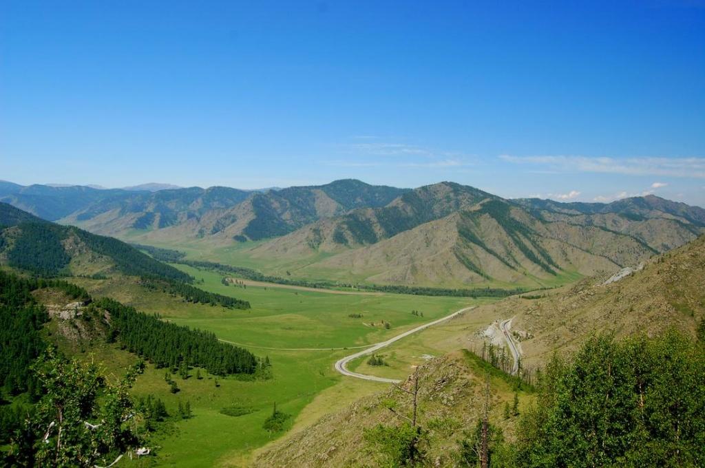 Перевал Чике-Таман.  Автор: Колосова Наталья