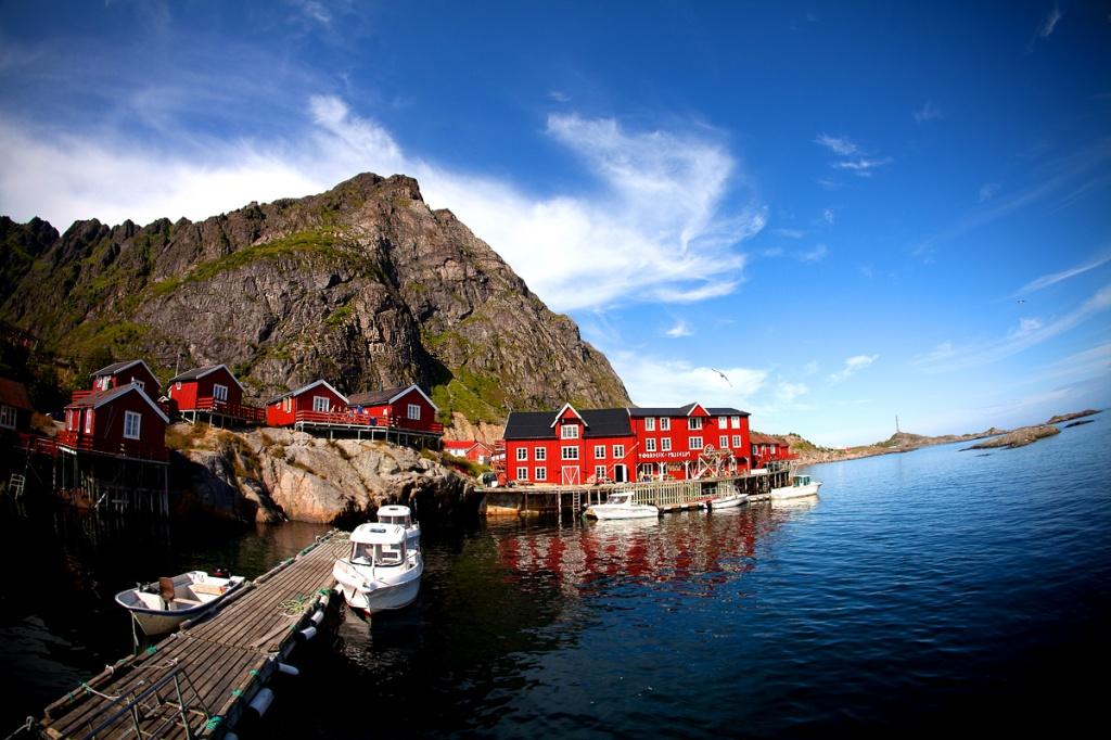 Туры в Норвегию, отдых в Норвегии по доступным ценам