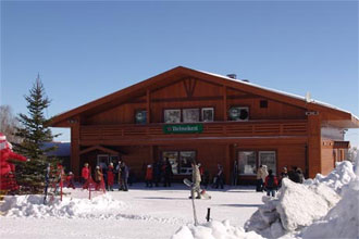 Административный корпус. Фото: www.ski-bannoe.ru