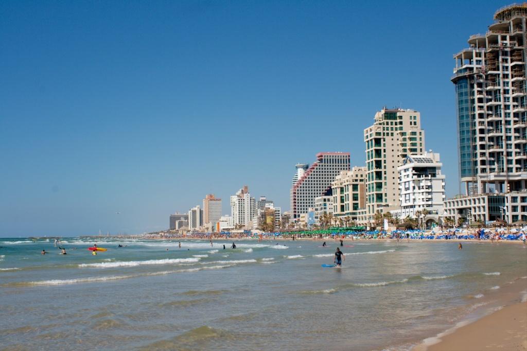 Тель Авив. Автор: Christian Haugen. Фото:  www.flickr.com
