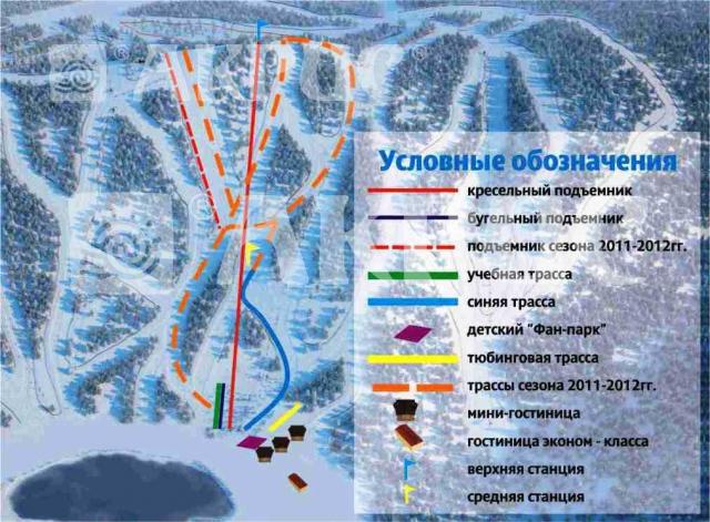 Схема трасс. Фото: www.mglk.ru