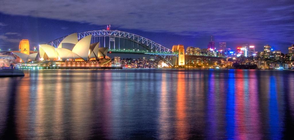 Сидней. Автор: Linh_rOm. Фото:  www.flickr.com