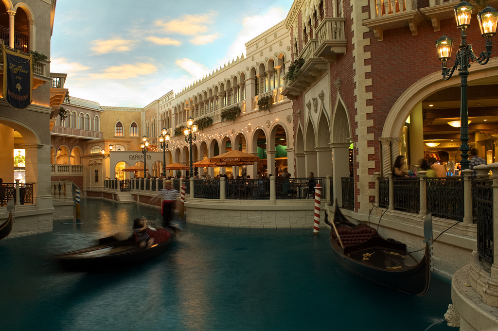 The Grand Canal Shoppes, Лас Вегас. Автор: Project 1080. Фото:  www.flickr.com