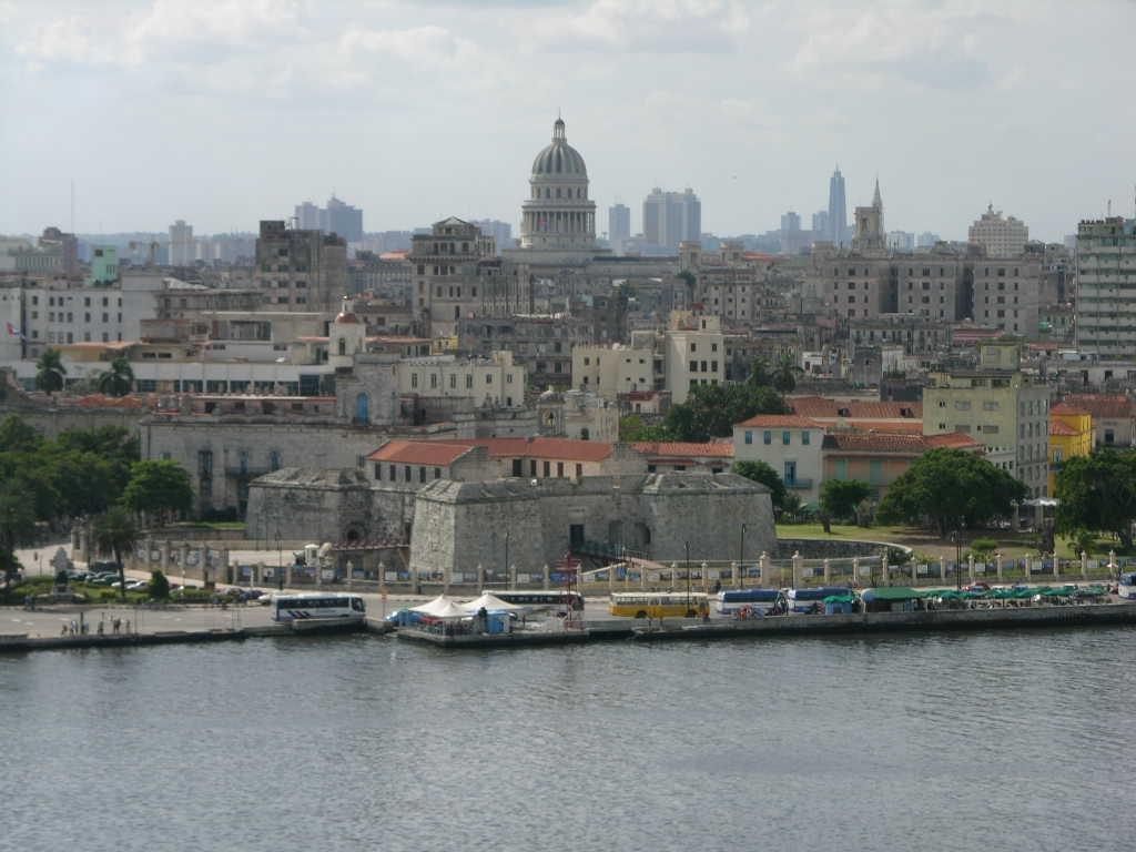 Старая Гавана. Фото с сайта  tonkosti.ru
