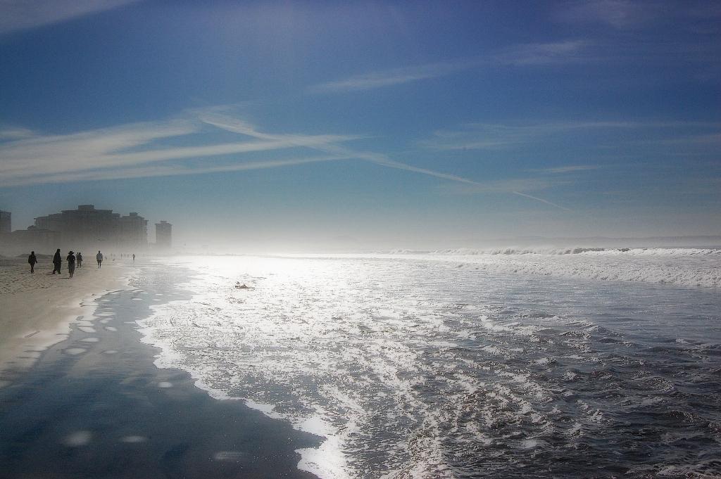 Пляж Коронадо. Автор: JefferyRayCoffman. Фото:  www.flickr.com