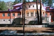 Гостиница в Узнезе