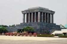 Мавзолей Хо Ши Мина (Lăng Chủ tịch Hồ Chí Minh)