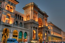 Галерея Виктора Эммануила II (Galleria V. Emanuele II)
