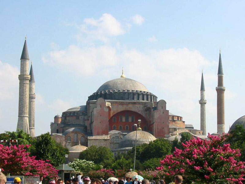 Айя-София, Стамбул. Фото: lloydi.com