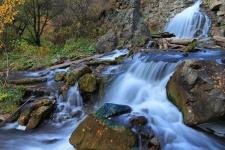 Водопад Камышлинский